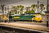Freightliner Class 66 - 66587.