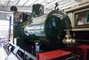 Imperial No.1. <br /> <br /> Andrew Barclay and Son of Kilmarnock design 0-4-0F Fireless steam locomotive