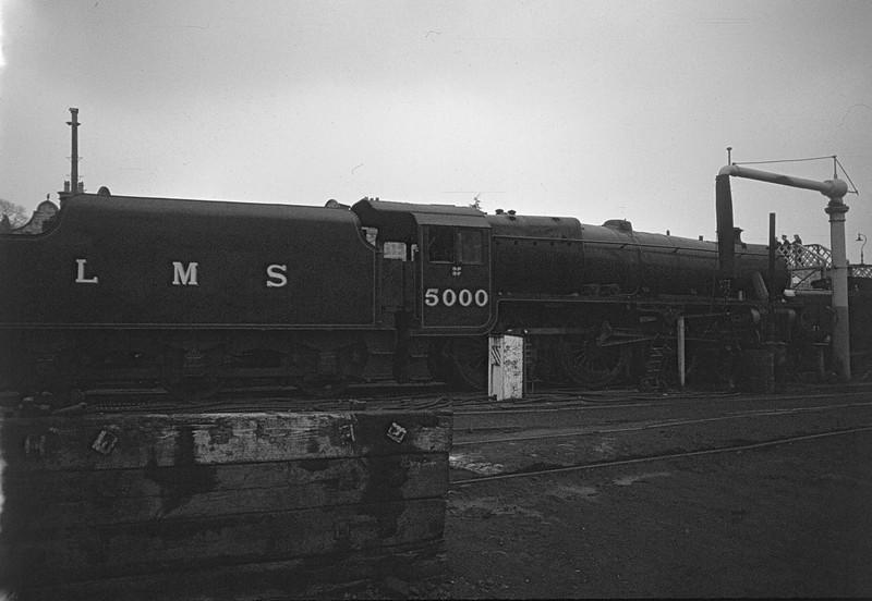 LMS 5MT No. 5000 at Bridgenorth