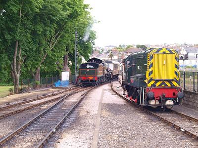 South Devon Railway and Paignton and Dartmouth Railway