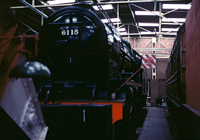 Defunct Steam Museums