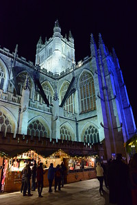 Bath Christams Market