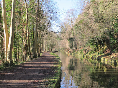Kennett & Avon Canal at Limpley Stoke