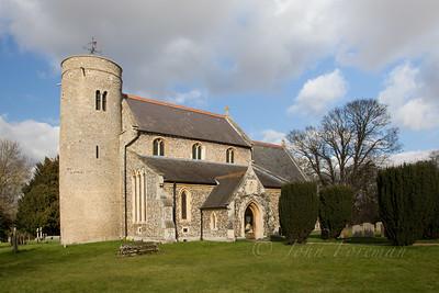 Snailwell Church