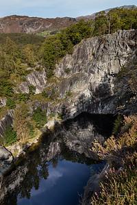 Hodge Close Slate Mine, Cumbria