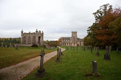 Lowther Castle, Cumbria