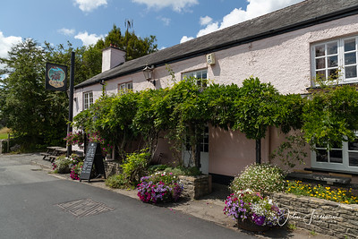 Castle Inn, Lydford