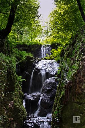Canonteign Falls, Dartmoor