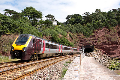 Teignmouth - Dawlish line