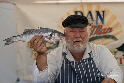Dan the Fishman, Tavistock