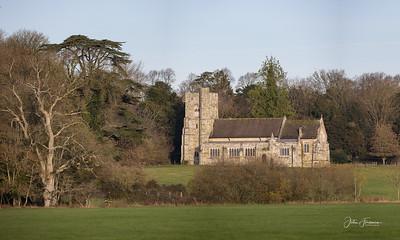 Bryanston Church, Blandford