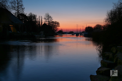 River Frome, Wareham