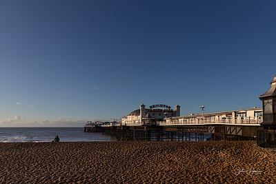 Brighton Pier, Sussex