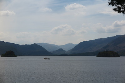 Jaws of Borrowdale from Friar's Crag