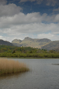 Langdale Pikes and Elterwater