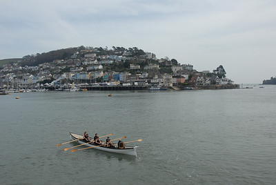 Gig Racing, Dartmouth, Devon