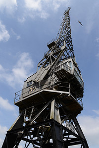 Stothert and Pitt crane