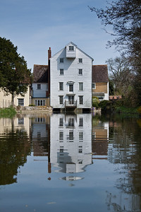 Wissington mill reflections