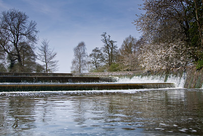Wissington weir