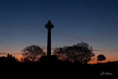 Memorial Cross, Lyndhurst