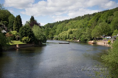 The Ferry, Symonds Yat, Wye Valley