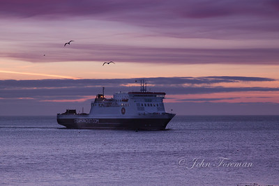 Steampacket ferry, Isle of Man