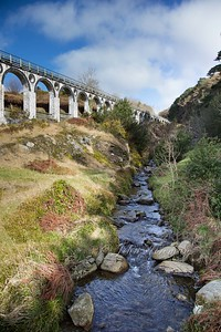 Laxey Wheel viaduct