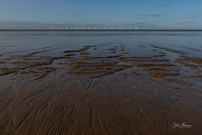 Crosby Beach, Merseyside