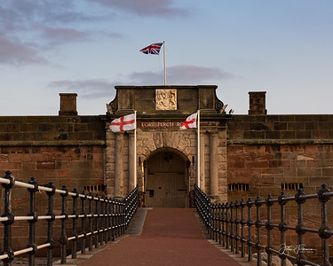 Fort Perch Rock, Liverpool