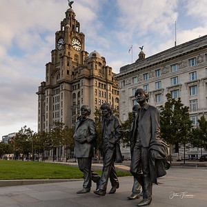 Fab Four, Liverpool