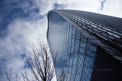 'Walkie-Talkie' building, London