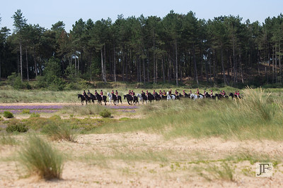 Household Cavalry, Holkham