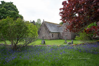 Chapel of St Lesmo, Glen Tanar