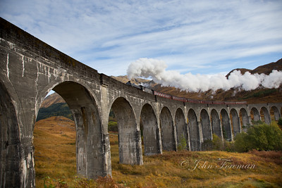 The Jacobite, Glenfinnan