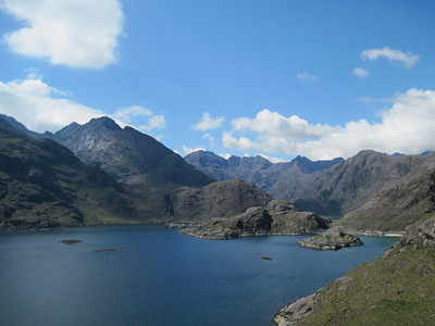 Towards Loch Coruisk