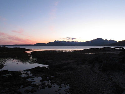 Cuillin sunset