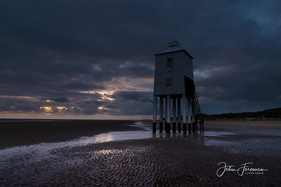 Low Lighthouse, Burnham on Sea