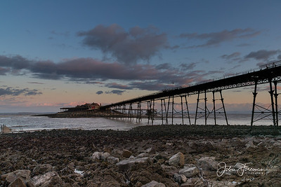 Birnbeck Pier, Weston super Mare