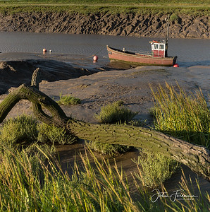 Axe River, Weston super Mare