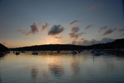 Helford, Cornwall.