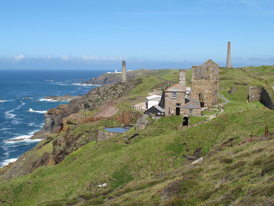 Levant Mine, Cornwall.