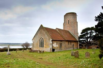 Ramsholt church
