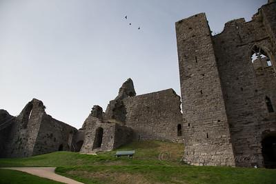 Mumbles Castle, Swansea