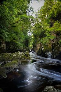 Fairy Glen, Gwynedd