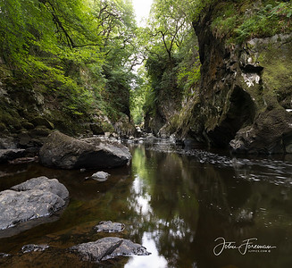 Fairy Glen, River Conwy