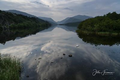Llyn Padarn, Gwynedd