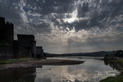 Conwy Castle, Gwynedd