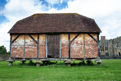 Grain Store, Cowdray