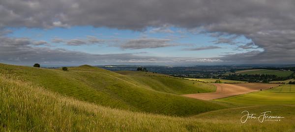 Cherhill Downs, Wiltshire