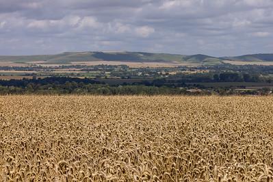 Alton Barnes White Horse, Wiltshire